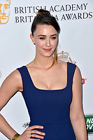 BEVERLY HILLS, CA. October 26, 2018: Madeline Zima at the 2018 British Academy Britannia Awards at the Beverly Hilton Hotel.<br /> Picture: Paul Smith/Featureflash