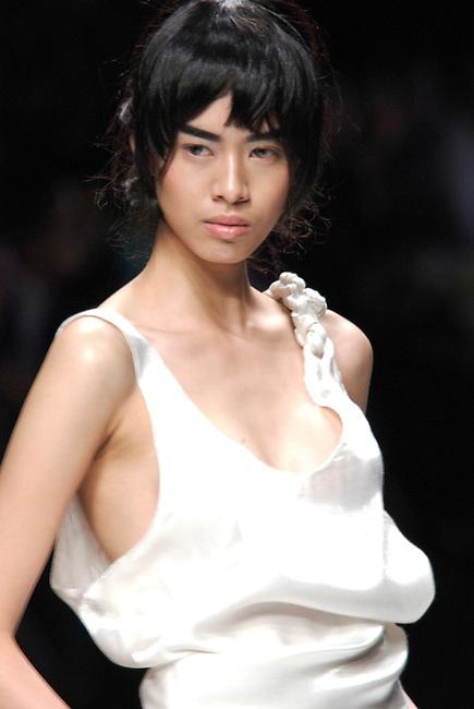 Bangkok Fashion show 2007