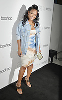 HOLLYWOOD, CA - AUGUST 31: Christina Millian attends the Jordyn Woods x boohoo launch party event at the Neuehouse on August 31, 2016 in Hollywood, CA. Credit: Koi Sojer/Snap'N U Photos/MediaPunch