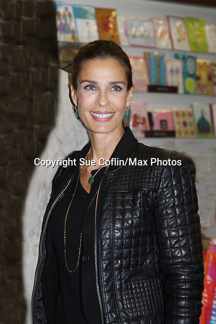 "Days of Our Lives Kristian Alfonso at the Days of our Lives ""Better Living"" book signing as fans got to meet the cast on Septermber 23, 2013 at Books & Greetings, Northvale, New Jersey.  (Photo by Sue Coflin/Max Photos)"