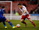 Kieran Wallace of Sheffield Utd - FA Cup Second round - Sheffield Utd vs Oldham Athletic - Bramall Lane Stadium - Sheffield - England - 5th December 2015 - Picture Simon Bellis/Sportimage