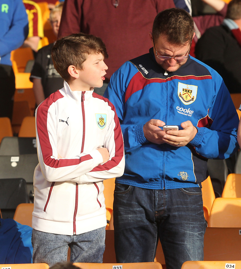 A Burnley Fan<br />