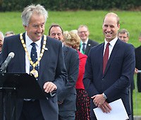 SEP 26 Duke of Cambridge visits Milton Keynes