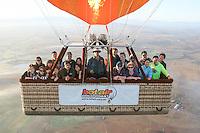 20140317 March 17 Hot Air Balloon Gold Coast