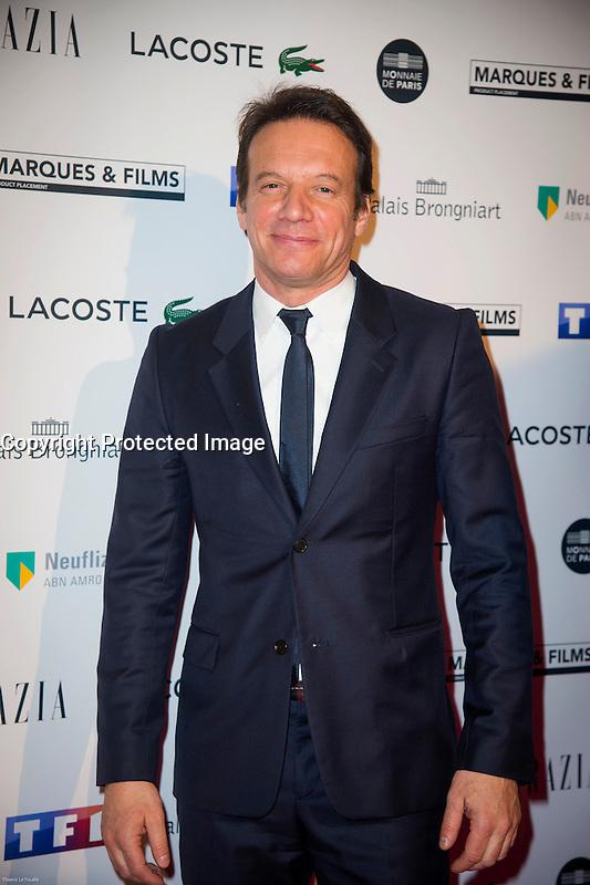 Samuel Le Bihan ‡ la soirÈe des TrophÈes du Film FranÁais 2017 au Palais Brongniart ‡ Paris le 2 fÈvrier 2017. # TROPHEES DU FILM FRANCAIS 2017