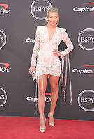 10 July 2019 - Los Angeles, California - Mikaela Shiffrin. The 2019 ESPY Awards held at Microsoft Theater. Photo Credit: PMA/AdMedia