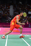 Lin Dan, China, Gold Medal Winner, Mens singles, Olympic Badminton London Wembley 2012, Badminton, Olympics, 2012