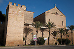 Saint Jaume Church in Alcudia, Majorca, Spain