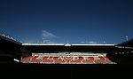 Genral View of the John Street stand in the sunlight during the English League One match at the Bramall Lane Stadium, Sheffield. Picture date: November 19th, 2016. Pic Simon Bellis/Sportimage