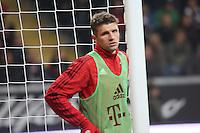 Thomas Mueller (Bayern) - Eintracht Frankfurt vs. FC Bayern Muenchen, Commerzbank Arena