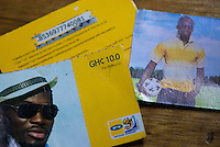 Airtime credit: 10 Ghana Cedis on MTN Network - about $10..