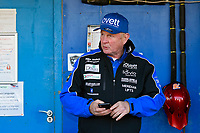 Poole Pirates Manger Neil Middleditch during Poole Pirates vs King's Lynn Stars, SGB Premiership Shield Speedway at The Stadium on 11th April 2019