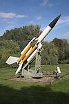 Bloodhound MK1 Sam Missile, Norfolk and Suffolk aviation museum, Flixton, Bungay, England