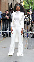 May 10, 2019  Ciara at the View to talk about her new CD Jackie in New York May 10, 2019 <br /> CAP/MPI/RW<br /> &copy;RW/MPI/Capital Pictures