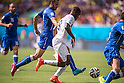 Giorgio Chiellini (ITA), Joel Campbell (CRC), JUNE 20, 2014 - Football / Soccer : FIFA World Cup Brazil 2014 Group D match between Italy 0-1 Costa Rica at Arena Pernambuco in Recife, Brazil. (Photo by Maurizio Borsari/AFLO) [0855]
