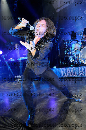 EUROPE - vocalist Joey Tempest - performing live at the Empire Shepherds Bush in London UK - 01 Dec 2012.  Photo credit: George Chin/IconicPix