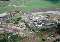 Juli 1987. Luchthaven Antwerpen.