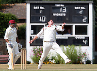 Wickford CC v Hornchurch CC 05-Sep-2009