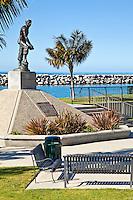 9ft Sculpture Of Richard Henry Dana Jr. In Dana Point Harbor