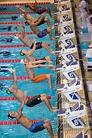 Start backstrok<br /> day 02  09-08-2017<br /> Energy For Swim<br /> Rome  08 -09  August 2017<br /> Stadio del Nuoto - Foro Italico<br /> Photo Deepbluemedia/Insidefoto