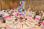Renaissance Hotel Bat Mitzvah Decor
