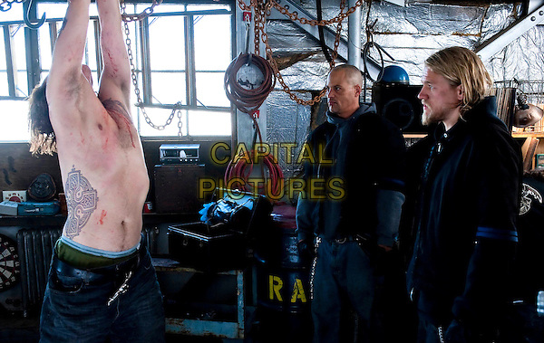 "Charlie Hunnam .in Sons of Anarchy (season 3, episode 10 ""Firinne"").*Filmstill - Editorial Use Only*.CAP/NFS.Supplied by Capital Pictures."