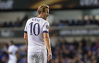 Harry Kane of Tottenham Hotspur during the UEFA Europa League match between Tottenham Hotspur and Qarabag FK at White Hart Lane, London, England on 17 September 2015. Photo by Andy Rowland.