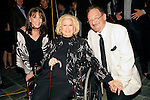 LOS ANGELES - JUN 8: Kate Linder, Barbara Cook, Ron Linder at The Actors Fund's 18th Annual Tony Awards Viewing Party at the Taglyan Cultural Complex on June 8, 2014 in Los Angeles, California