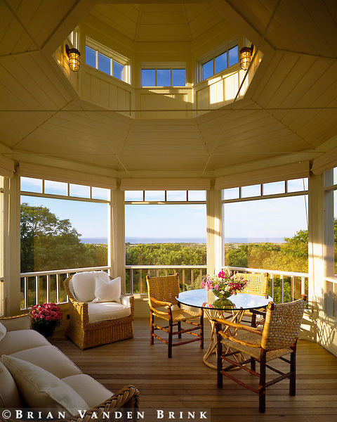Martha's Vineyard, Ma. Design: Hutker Architects