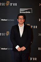 Picture by Simon Wilkinson/SWpix.com - 1/12/19 - Rose d'Or 2019 - Kings Place, London. Michael McIntyre on the red carpet.