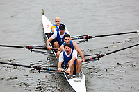 Crew: 68  Sons of the Thames  B 4+<br /> <br /> Vet Fours Head 2019