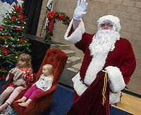 The Harker School - Alumni - Alumni Santa Winter Wonderland held in the Bucknall Gym - Photo by Jacqueline Orrell
