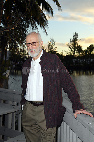 FORT LAUDERDALE, FL - JANUARY 11: Television icon James Cromwell receives PETA's annual Hero to Animals Award at a special dinner honoring him at South Florida's Sublime Restaurant &amp; Bar on January 11, 2018 in Fort Lauderdale, Florida<br /> Credit: Hoo-Me.com / MediaPunch