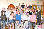 Members of the Nagle family from Castlemaine and the West family from Killorglin who held a reunion in Killorglin Golf club on Sunday evening