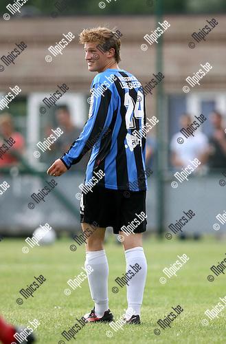 2010-07-21 / Seizoen 2010-2011 / Voetbal / K. Rupel Boom / Joren Dom..Foto: mpics