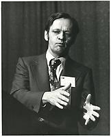 Jean Chretien, en 1978 (date exacte inconnue)<br /> <br /> PHOTO :  Agence Quebec Presse