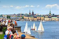 Gotland runt i Stockholm
