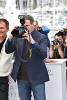 CANNES, FRANCE - MAY 15: John Travolta at photocall for 'Rendezvous With John Travolta - Gotti' during the 71st annual Cannes Film Festival at Palais des Festivals on May 15, 2018 in Cannes, France. <br /> CAP/PL<br /> &copy;Phil Loftus/Capital Pictures