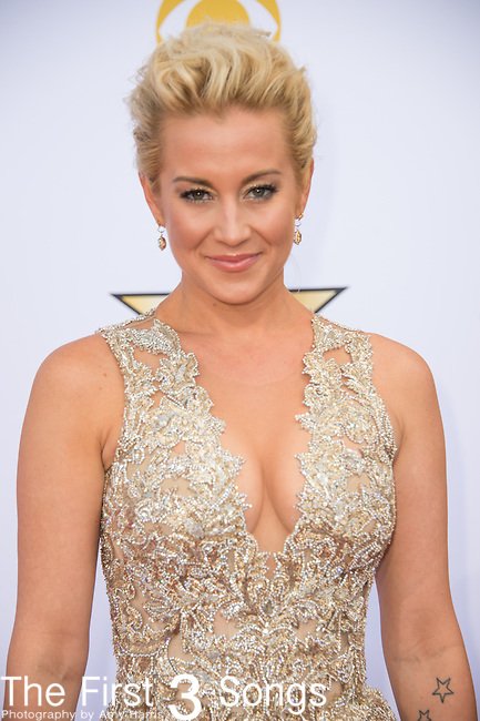 Kellie Pickler attends the 50th Academy Of Country Music Awards at AT&T Stadium on April 19, 2015 in Arlington, Texas.