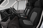 Front seat view of a 2017 Volkswagen Crafter Base 4 Door Cargo Van front seat car photos