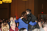 The Young and The Restless actors Daniel Goddard with fans on February 16, 2019 for a fan q & a, meet and great with autographs and photo taking hosted by Soap Opera Festival's Joyce Becker at the Hollywood Casino in Columbus, Ohio. (Photos by Sue Coflin/Max Photos)