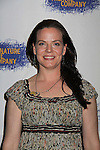 """Danielle Skraastad at the Opening Night party of Signature Theatre Company's """"The Illusion"""" on June 5, 2001 at the West Bank Cafe with the play at the Peter Norton Space, New York City, New York.  (Photo by Sue Coflin/Max Photos)"""