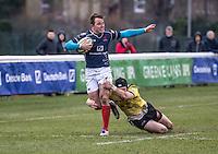London Scottish v Cornish Pirates (Match Images) - 13.02.2016