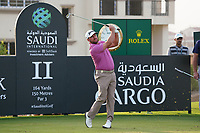 Graeme McDowell (NIR) on the 11th during Round 2 of the Saudi International at the Royal Greens Golf and Country Club, King Abdullah Economic City, Saudi Arabia. 31/01/2020<br /> Picture: Golffile | Thos Caffrey<br /> <br /> <br /> All photo usage must carry mandatory copyright credit (© Golffile | Thos Caffrey)