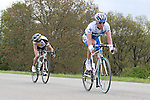 Action from the 2009 Liège-Bastogne-Liège - 26th April 2008 (Photo by Manus O'Reilly/NEWSFILE)