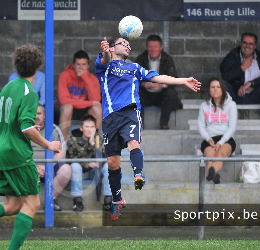 FC Aalbeke : Jean-Louis Callens<br /> foto VDB / Bart Vandenbroucke