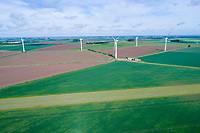 Wind turbines - Lincolnshire