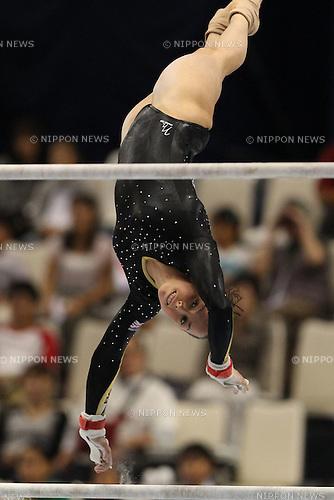 Elizabeth Tweddle (GBR), ..OCTOBER 8, 2011 - Artistic Gymnastics : ..2011 World Artistic Gymnastics Championships ..Women's Qualification ..at Tokyo Metropolitan Gymnasium, Tokyo, Japan. ..(Photo by YUTAKA/AFLO SPORT) [1040]