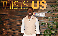 "WEST HOLLYWOOD, CA - AUGUST 10: Sterling K. Brown attends NBC's ""This Is Us"" Pancakes with the Pearsons at 1 Hotel West Hollywood on August 10, 2019 in West Hollywood, California.<br /> CAP/ROT/TM<br /> ©TM/ROT/Capital Pictures"
