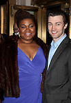 Da'Vine Joy Randolph & Bryce Pinkham.attending the Broadway Opening Night Performance of.'Gore Vidal's The Best Man' at the Gerald Schoenfeld Theatre in New York City on 4/1/2012